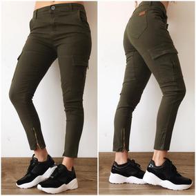 PantalonesJeans Y Verde Chupin Joggings En Pantalon Cargo ynm8O0wvN