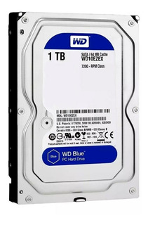 Disco Rigido Western Digital Blue 1tb Sata3 64mb Planetstore