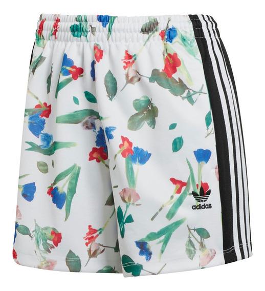 Short Moda adidas Originals Allover Print Mujer