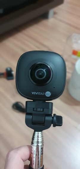Camera 360° Vivitar Dvr978hd - 4k