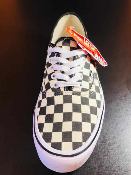 Vans Authentic Lite - Checker Board