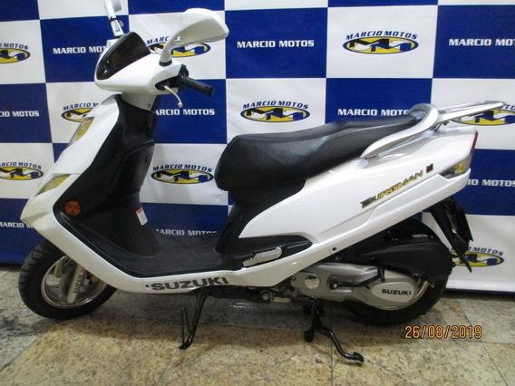 Suzuki Burgman 125 18/18