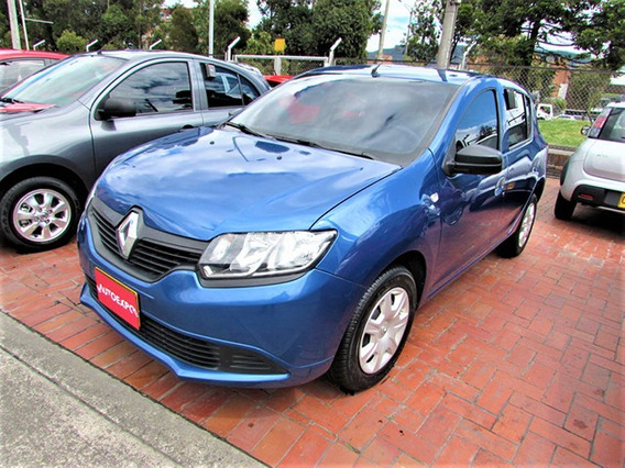 Renault Sandero Authentique. Mec 1,6 Gasolina