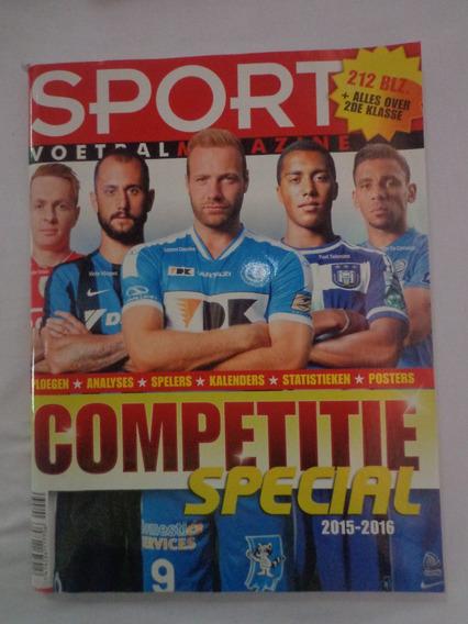 Guia Bélgica Football Temporada 2015/16