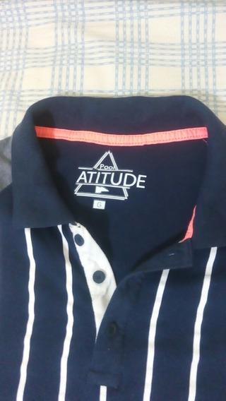 Camisa Polo Atitude