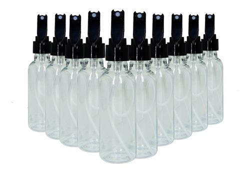 Imagem 1 de 5 de Frasco Pet De 120ml Com Mini Gatilho Spray- Kit Com 50pç