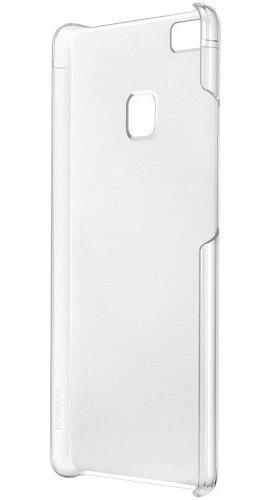 Funda Para Celular Huawei P9 Lite Plastica Transparente