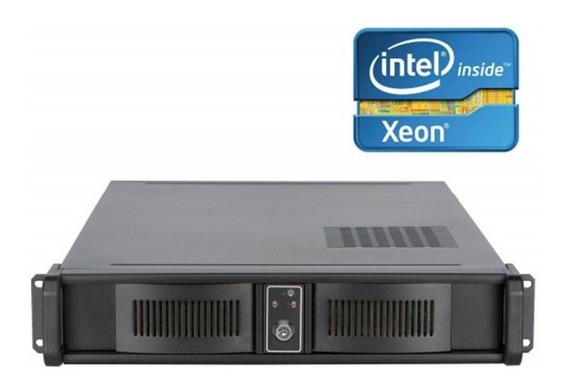 Servidor Rack 2u V2 Intel Xeon E3- 1230v 3.3 Ghz 32gb Ddr3