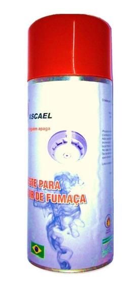 Spray P/ Teste Em Detectores De Fumaça 400ml