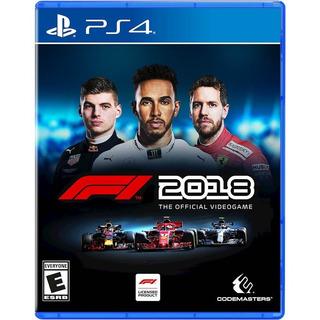 Fórmula Uno 2018 F1 2018 Ps4 Nuevo Sellado Delivery Stock Ya