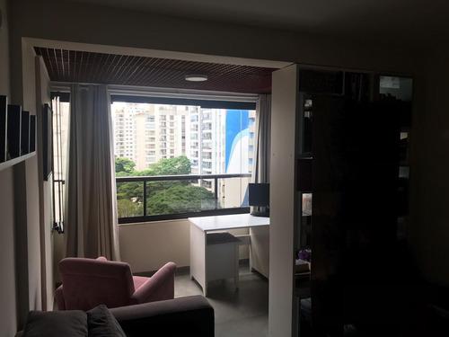 Apartamento À Venda, 45 M² Por R$ 780.000,00 - Vila Nova Conceição - São Paulo/sp - Ap1325