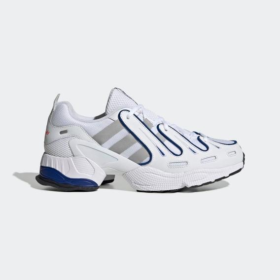 Zapatillas adidas Eqt Gazelle Blanca Y Azul Envio Rapido