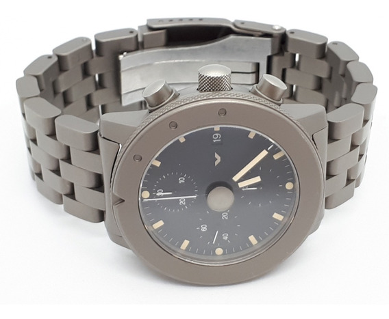 Relógio V Ventura Certif Chronometer Cosc. Titanium. 40mm.