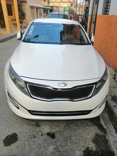 Kia K5 2014