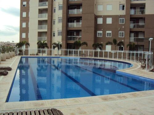 Imagem 1 de 13 de Apartamento Com 3 Dormitórios À Venda, 73 M² - Jardim Pompéia - Indaiatuba/sp - Ap0903
