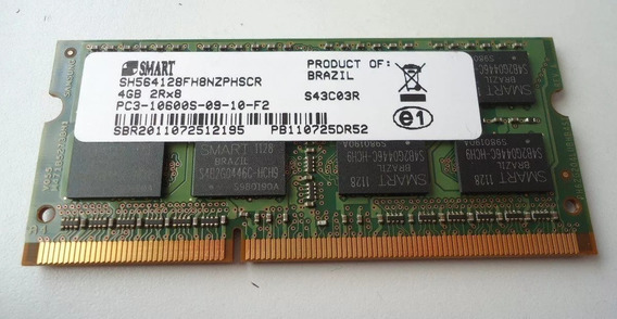 Memoria Smart 4gb Ddr3 1333mhz Para Notebook