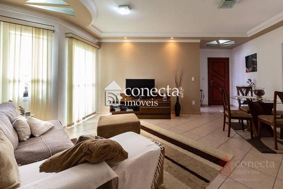Apartamento À Venda, 116 M² Por R$ 490.000,00 - Residencial Manhattan - Paulínia/sp - Ap0090