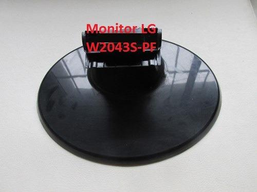Base Pé Pedestal Monitor Lg W2043s-pf