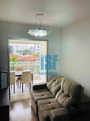 Apartamento Com 2 Dormitórios Para Alugar, 50 M² Por R$ 2.700,00/mês - Vila Leopoldina - São Paulo/sp - Ap25242