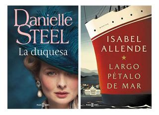 La Duquesa - Danielle Steel + Largo Pétalo De Mar