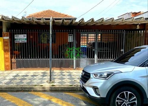Maravilhosa Casa Térrea Para Venda No Bairro Vila Ribeiro De Barros, 3 Dorm, 3 Vagas, 90 M, 240 M - 1353