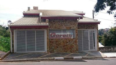 Casa Com 3 Dormitórios À Venda, 850 M² Por R$ 1.350.000 - Vila Riman - Arujá/sp - Ca1164