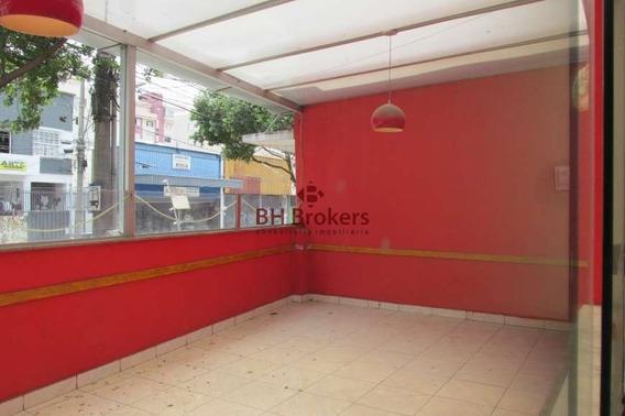 Casa Comercial Para Aluguel 170m², 3 Quarto(s), Belo Horizonte/mg - 16970