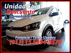 Volkswagen Fox Track 5 Puertas 0km ( No Trendline ) Apto Gnc