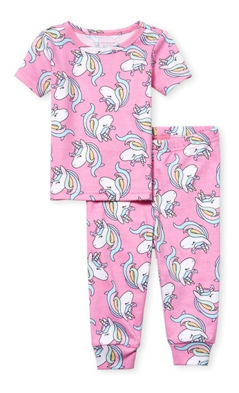 Pijama Set 2 Piezas Unicornio Children´s Place 4 Años
