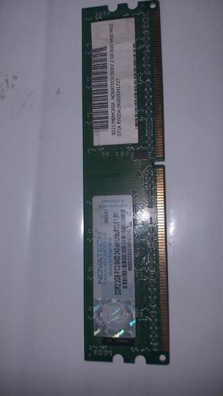 Memoria Ram Ddr2 2gb Novatech