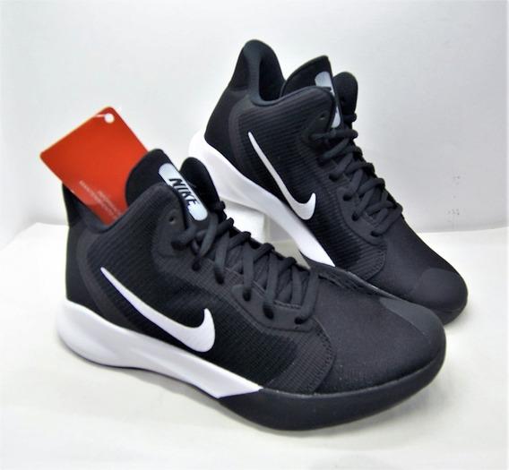 Zapatillas Botas Basquet Nike Air Precision Ii -envio Gratis