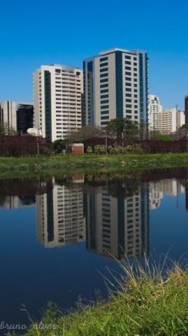 Sala Comercial Para Venda E Locação, Morumbi, São Paulo. - Sa0618