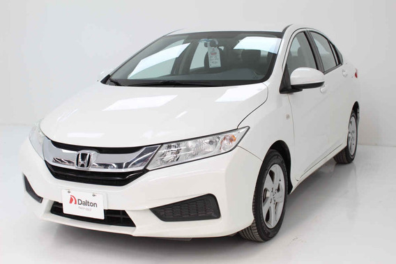 Honda City 2016 4 Pts. Lx Manual