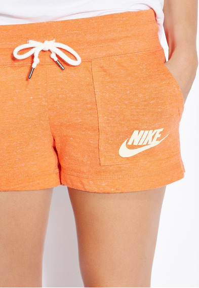 Shorts Nike Deportivo Para Dama - New