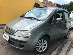 Fiat Idea Elx 1.4 Flex Completa 2007 - Cinza