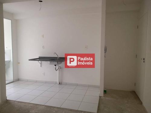 Apartamento À Venda, 60 M² Por R$ 600.000,00 - Brooklin - São Paulo/sp - Ap25308