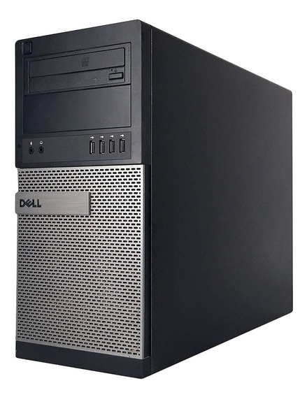 Cpu Torre Dell Optiplex 990 Core-i5 4gb 500gb Win10 +monitor