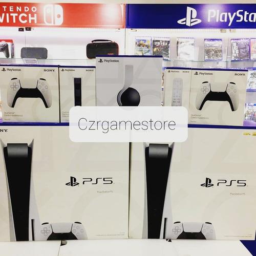Consola Playstation 5 Disco Ps5 + Juegos . Super Precio !!