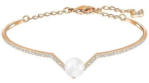 Pulseira/bracelete Edify Gold - Original Swarovski 5193123 #
