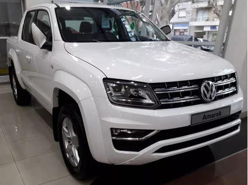 Volkswagen Amarok 2.0 Tdi 180cv Highline 4x2 At 2021 Okm 01