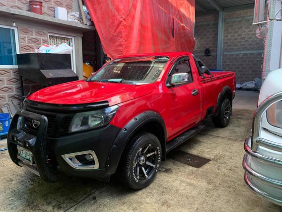 Nissan Np300 2.5 Pick-up Dh Aa Pack Seg Mt 2018