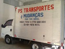 Fretes, Carretos, Mudanças Em São Bernardo 1198664 - 7446