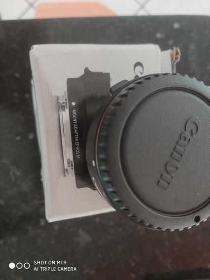 Adaptador De Lente Ef-eos M Canon