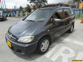 Chevrolet Zafira Full Equipo. Mt Gls Aa Abs 7ps