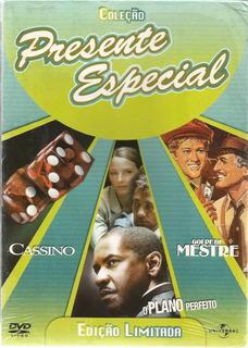 Coleção Presente Especial 3 Super Filmes