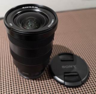 Sony 16-35mm Gm