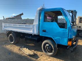 Camion Volteo Mitsubishi 89