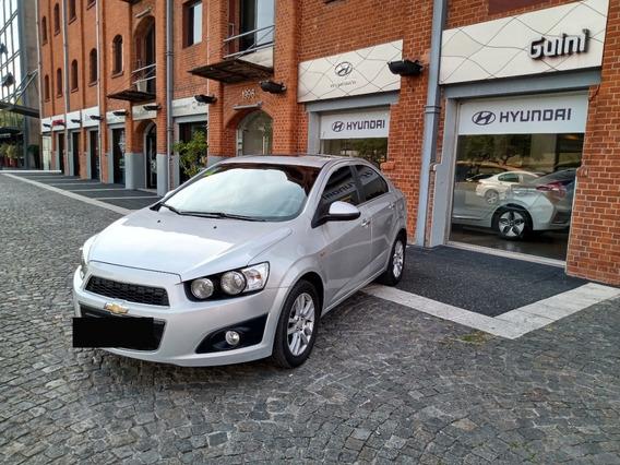 Chevrolet Sonic Ltz 4 P 2014