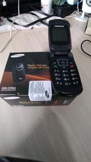 Celular Samsung Sgh-c276l Rádio Fm Dual Band 850/1900mhz Gsm