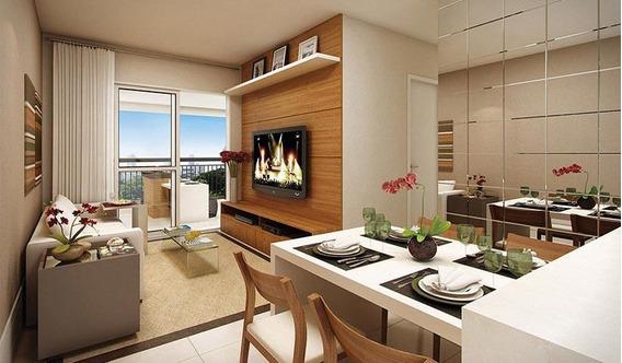 Apartamento Em Sacomã, São Paulo/sp De 67m² 2 Quartos À Venda Por R$ 445.000,00 - Ap227076